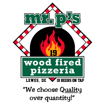 Mr P Pizza Logo